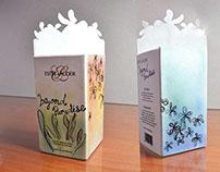 Packaging Design - ESTEE LAUDER Perfume