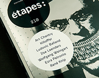 Maax in use: Étapes: magazine