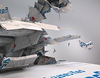 Paysafecard Origami
