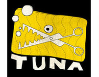 Concept Branding /  TUNA-Designer Clothes