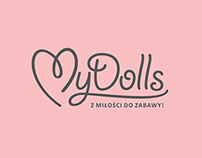 MY DOLLS- logo