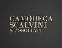 Camodeca Scalvini & Associati corporate image