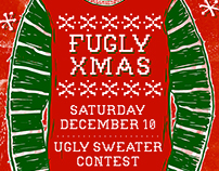 Daiquiri Factory - Ugly Sweater Poster