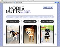 Mobile Mutts Web Mockup