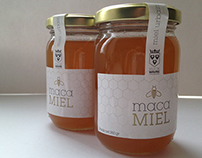 Maca Miel - urban honey