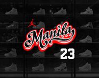 Jordan Manila Custom T-shirts