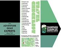 Champaign Surplus Brochure