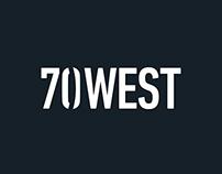 70 West