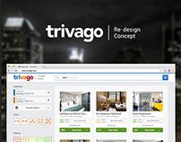 trivago - Concept