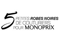 MONOPRIX // 5 Petites Robes Noires