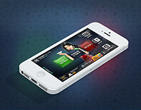 iOS Poker Game App