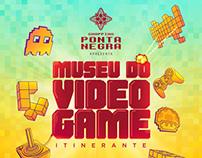 Museu do Videogame - Shopping Ponta Negra