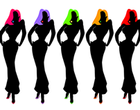 Some Jessica Rabbit Vector Images