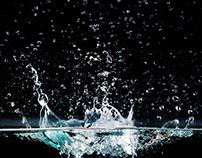 SUYA DÜŞEN ŞEYLER ( Things falling in water) -2012-