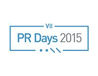 PR Days 2015