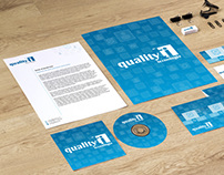 Quality TI | Branding Set