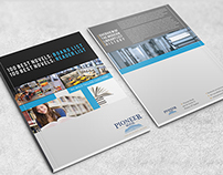 Modern Library Bifold Brochure