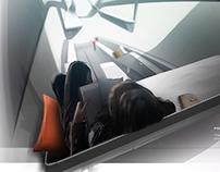 2040 Volvo VNL - Interior