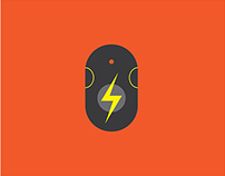 Flash Mouse Icon