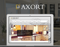 Axort - Responsive Website Design