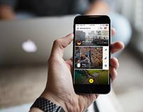 TripGuide App Ui design
