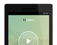 12hours - project timer app