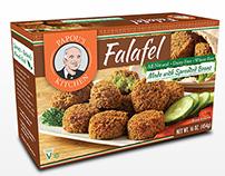 Papou's Kitchen re-brand