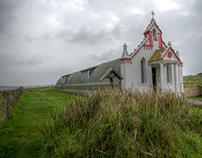 Orkney :: The Italian Chapel