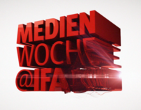Opener IFA Media Congress 2011
