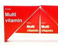 SwissMed logo & packaging