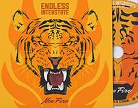 Endless Interstate - CD packaging