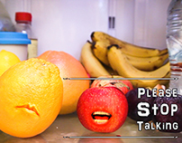 Please stop talking  - video clip