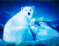 Family Ties (Polar Bear)
