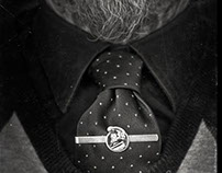 Schorem Barbershop tieclip
