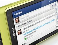 Nokia Rebrand & Redesign