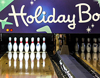 Holiday Bowl Branding