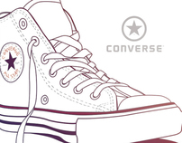 Lean13 x Converse All Star