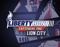 Case Study: Liberty Hunt 2013