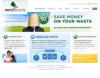Waste Consultants Website