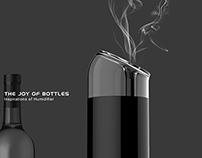 humidifier- the joy of bottles