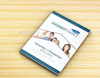 University/College Prospectus Template