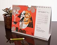 Malota 2015 Calendar