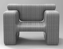 FUGO chair concept