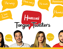 Huawei Tongue Twisters