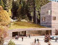 Bletterbach Visitors Center