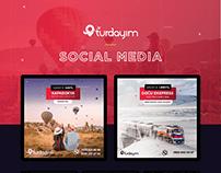 Turdayim - Tur, Turizm Acenta Sosyal Medya Post
