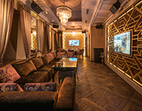 """""""KADRIL VIP the Ar deco"""" karaoke & restaurant, Moscow"""