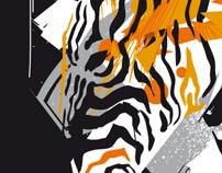 DesignMe Zebra