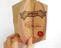 Packaging - Sin Sing Coffee