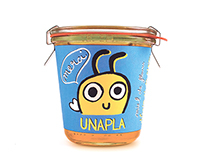UNAPLA / Honey Packaging